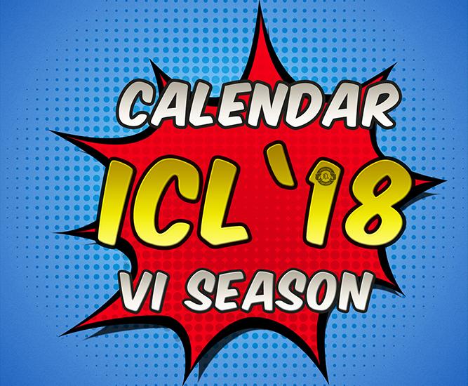 Календарь ICL 18