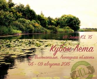 Кубок Лета 2015, Высокополье