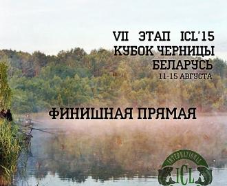 Регистрация на VIII этап ICL '15, Черница