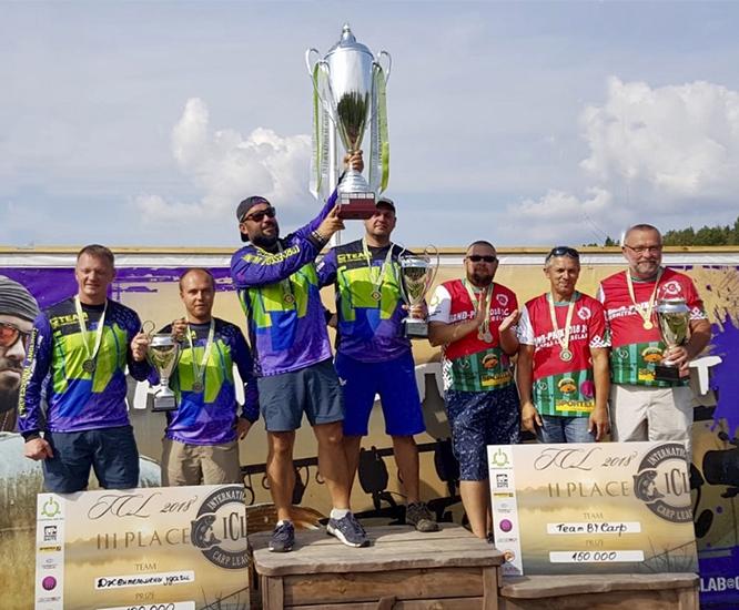 Спортивный сезон ICL 2018 - завершен!