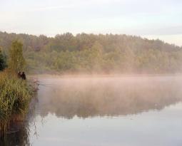 Черница. Рыбалка в сказочном краю Белой Руси.